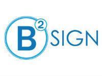 B2sign logo