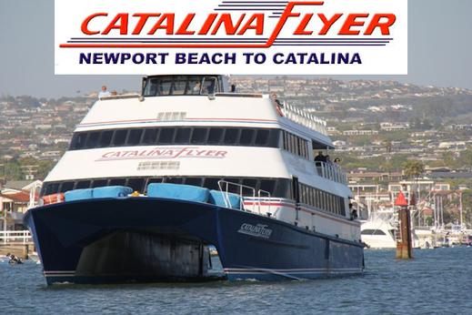 Catalina Flyer Newport