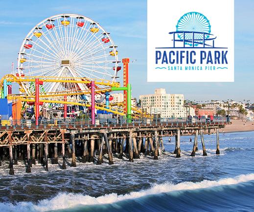 Santa Monica Pier Pacific Park All Day Ride Pass