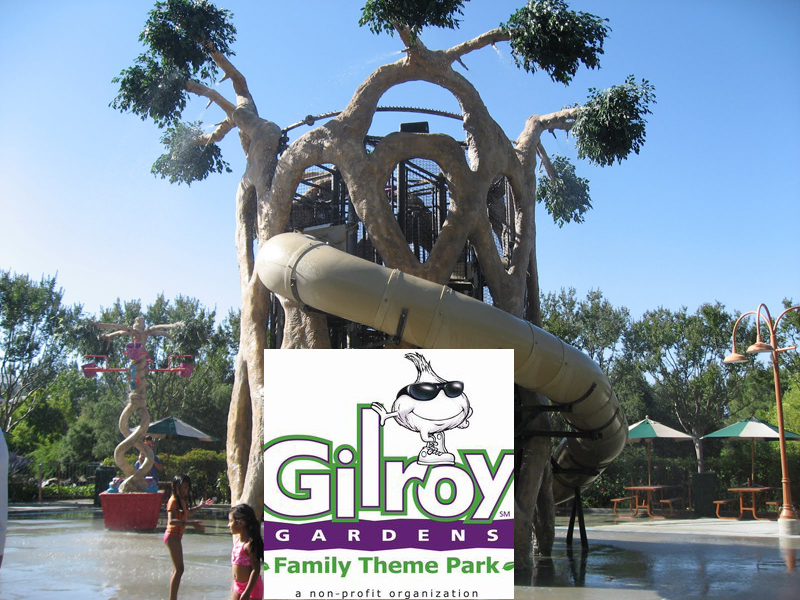 Gilroy Gardens Family Theme Park Discount Tickets