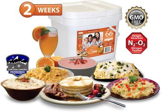 Relief Foods - Emergency Food