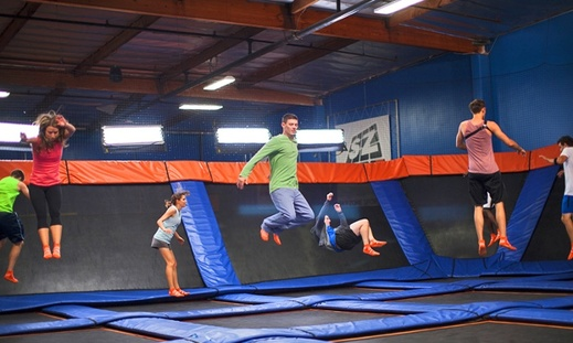 Sky Zone (Covina Location Only) - Up to 50% Off