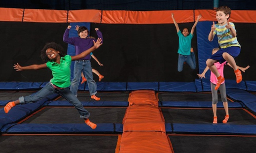 Sky Zone (Van Nuys Location Only) - Up to 50% Off