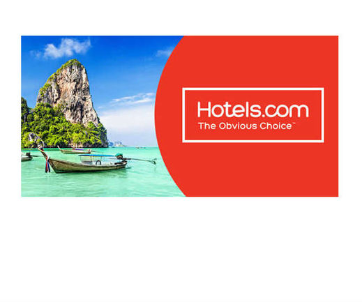 Hotels.com - Save an extra 8% w/ GWP coupon