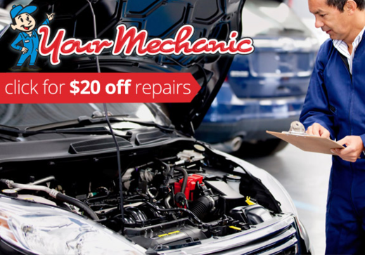 YourMechanic At Office or In Home Auto Repair